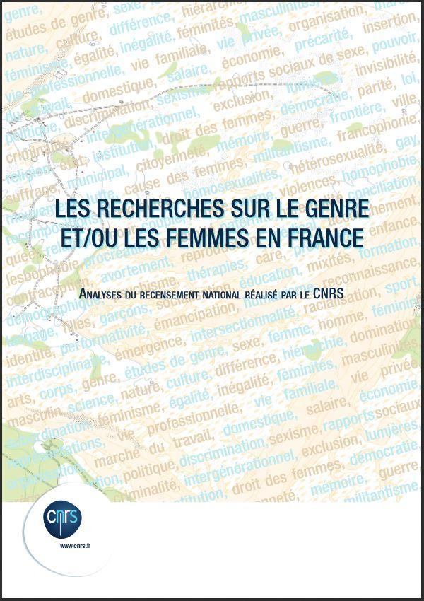 couverture document recherches sur le genre